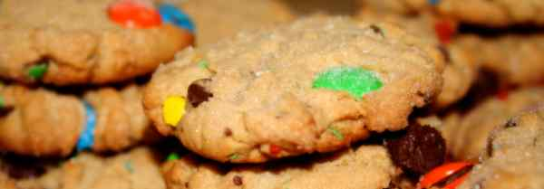 Galletas de mantequilla tipo cookie